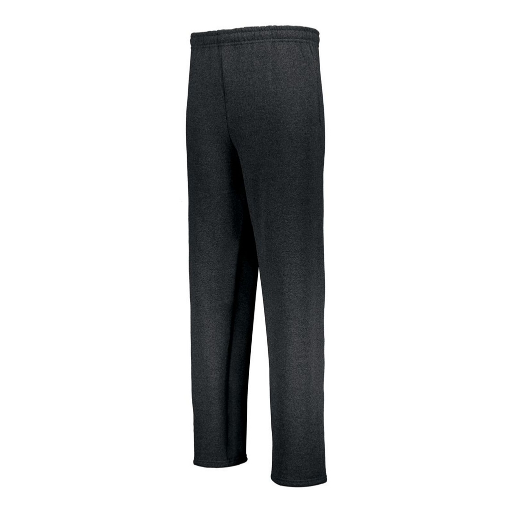 Russell Adult Dri-Power Open Bottom Pocket Sweatpants