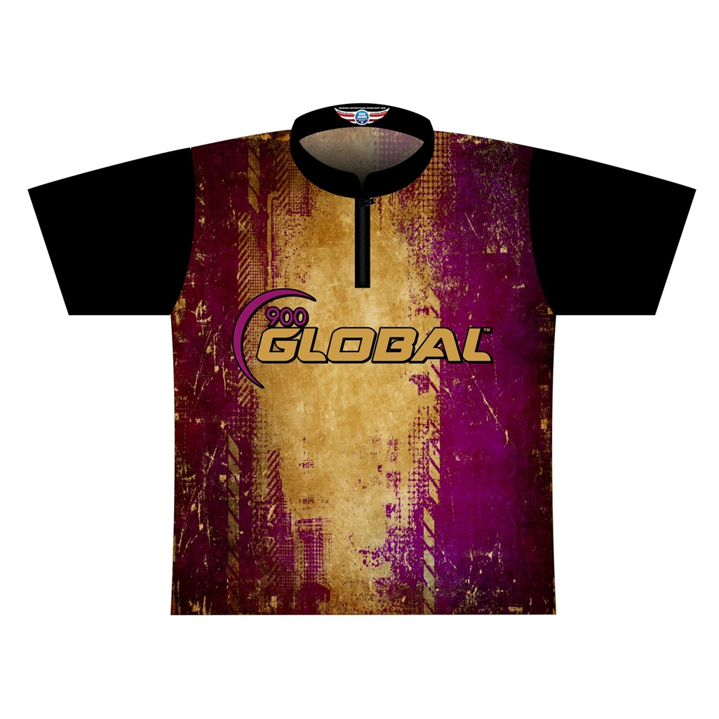 900 Global EXPRESS DS Jersey Style 0518