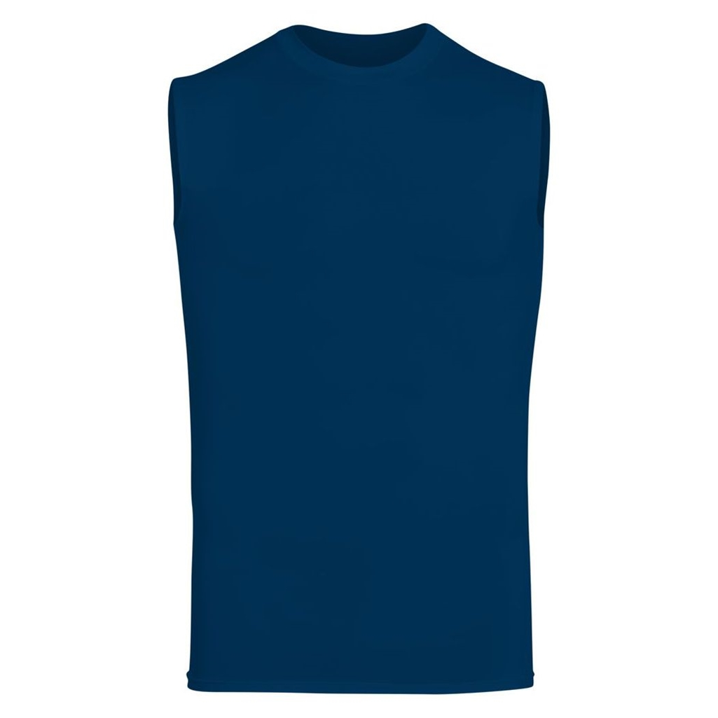 Augusta Hyperform Compression Sleeveless Tee