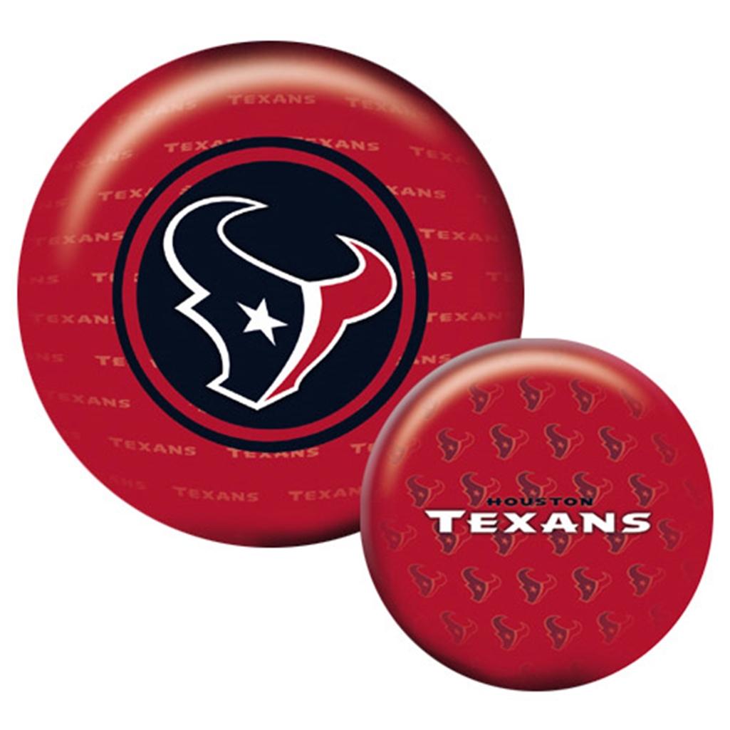 Houston Texans Bowling Pin