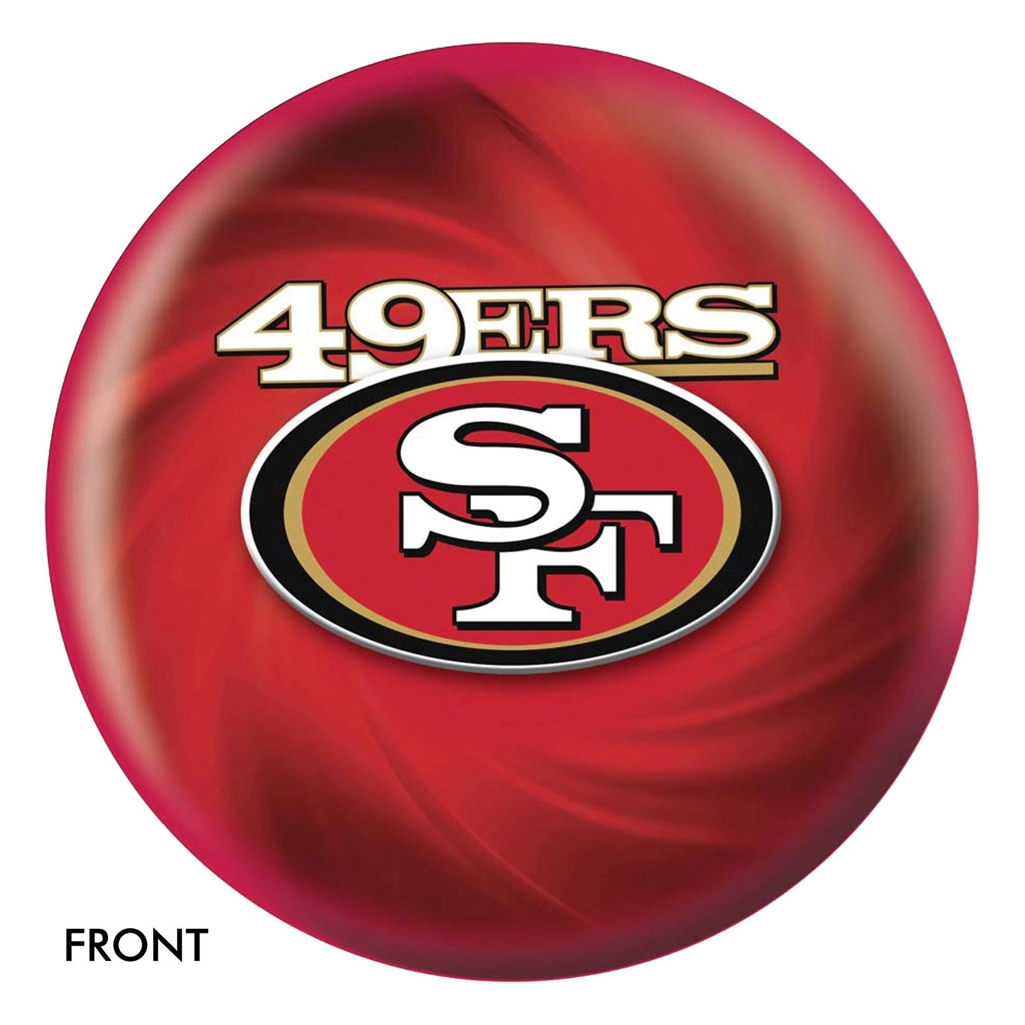 San Francisco 49ers Bowling Pin