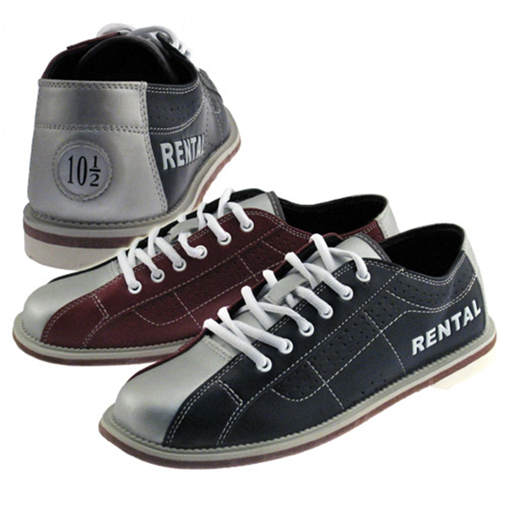 Bowlerstore Classic Mens Rental Bowling Shoes
