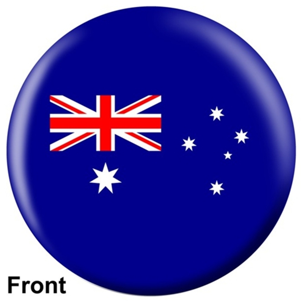 Australian Flag Bowling Ball Is Available At Electrical Wiring Colours Australia Free Download Diagrams