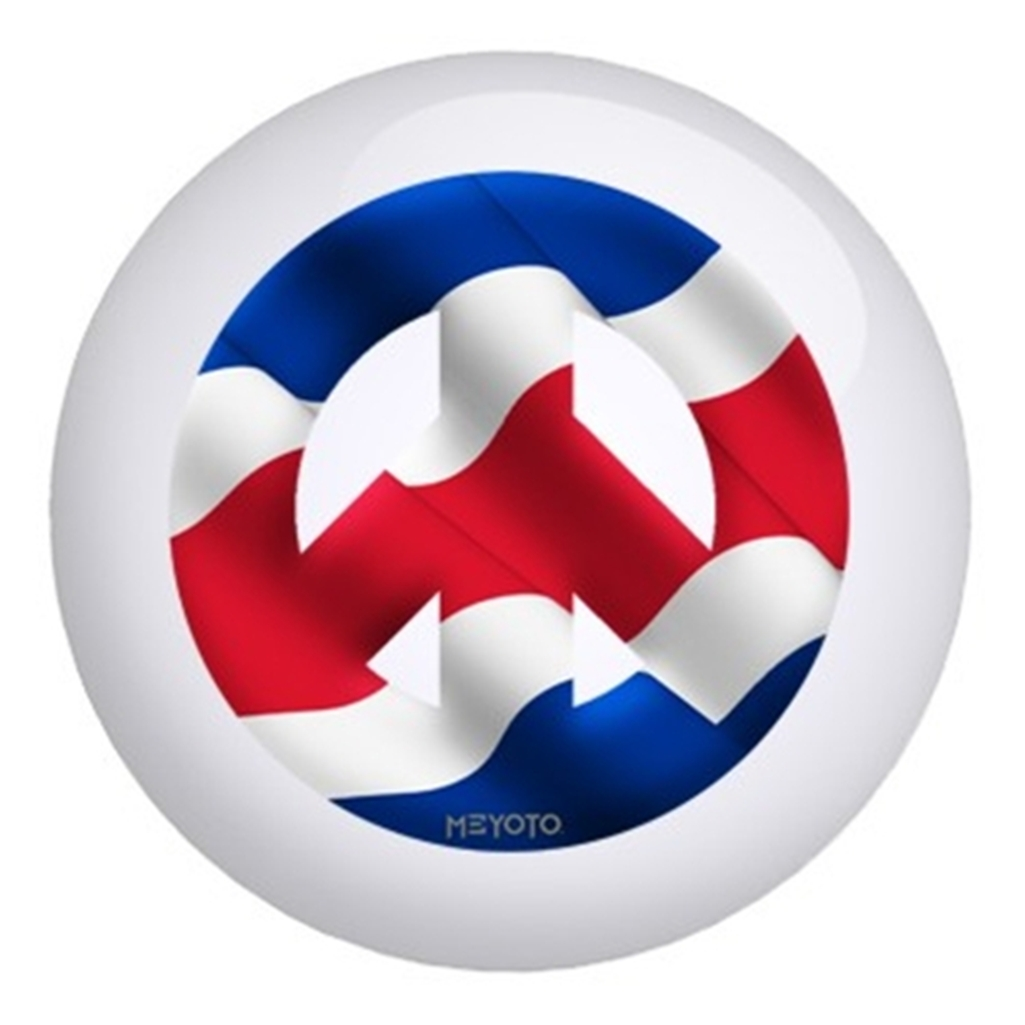 costa rica flag bowling ball free shipping bowlerstore com