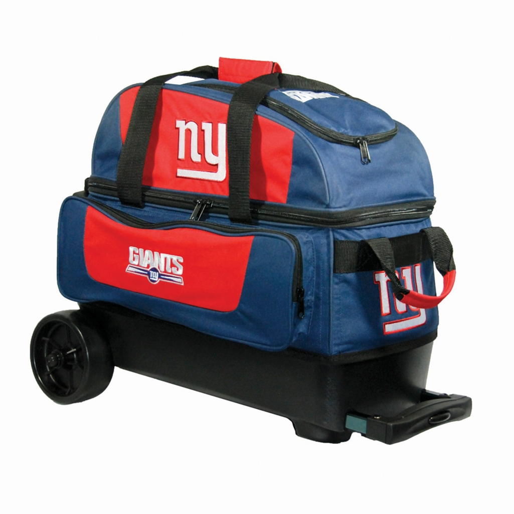 NFL Double Roller Bowling Bag- New York Giants  b244bac8052c3