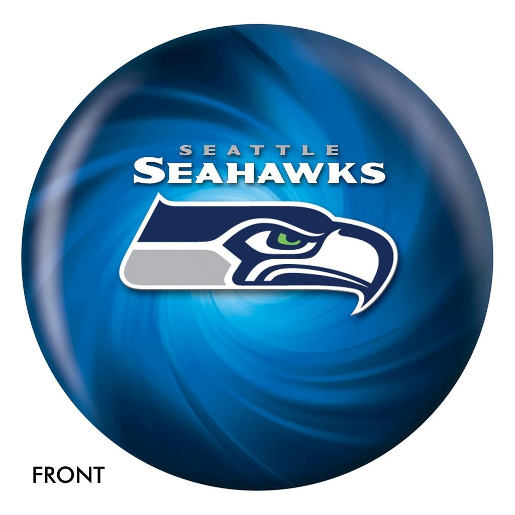 seattle seahawks viz a ball bowling ball