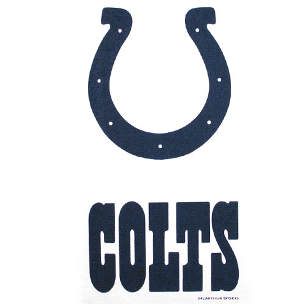 Indianapolis Colts Bowling Towel by Master