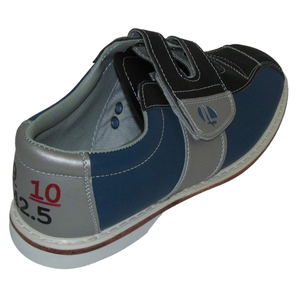 Linds Womens Monarch Rental Bowling Shoes- Velcro
