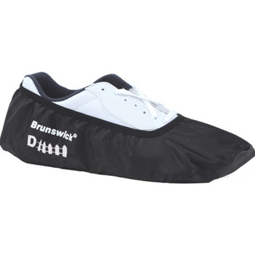 Robby/'s Black Bowling Shoe Covers Large LOT OF 2