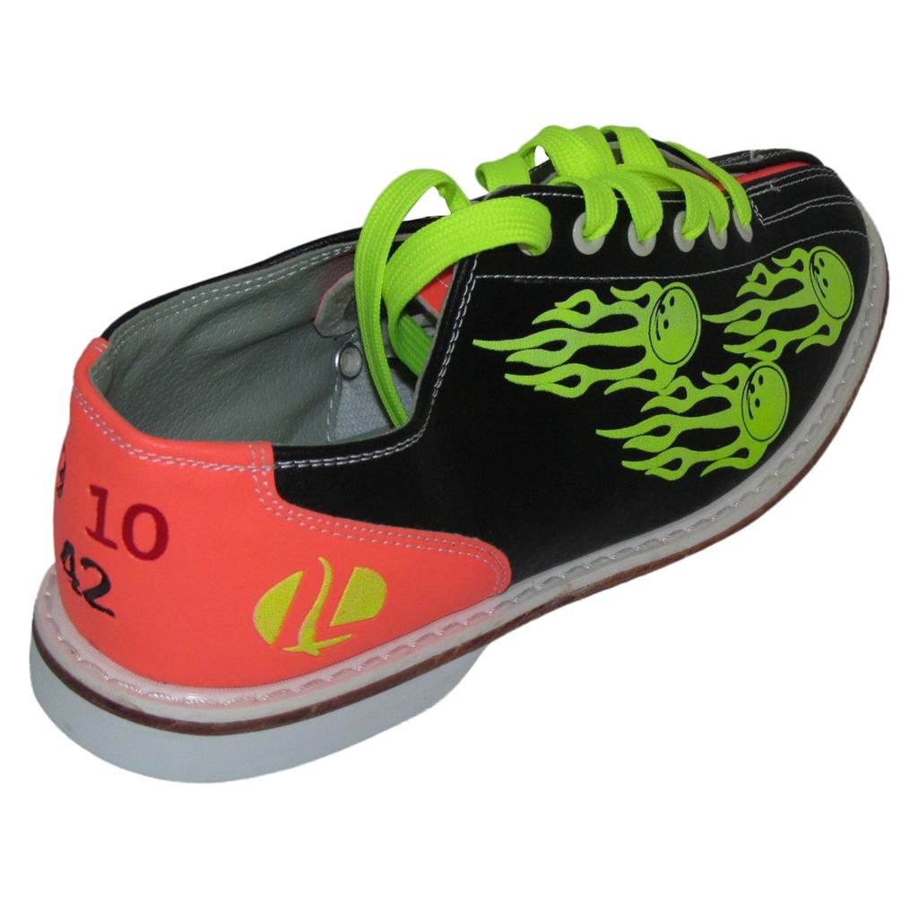 Linds Mens New Era Bob Left Hand Bowling Shoes + FREE SHIPPING