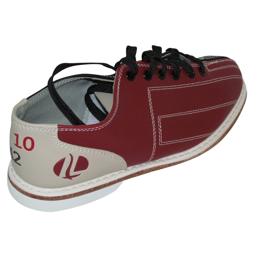 Linds Mens Illuminator Rental Bowling Shoes