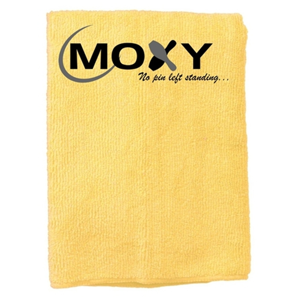 Moxy Micro-Fiber Towel by Bowlerstore- Yellow