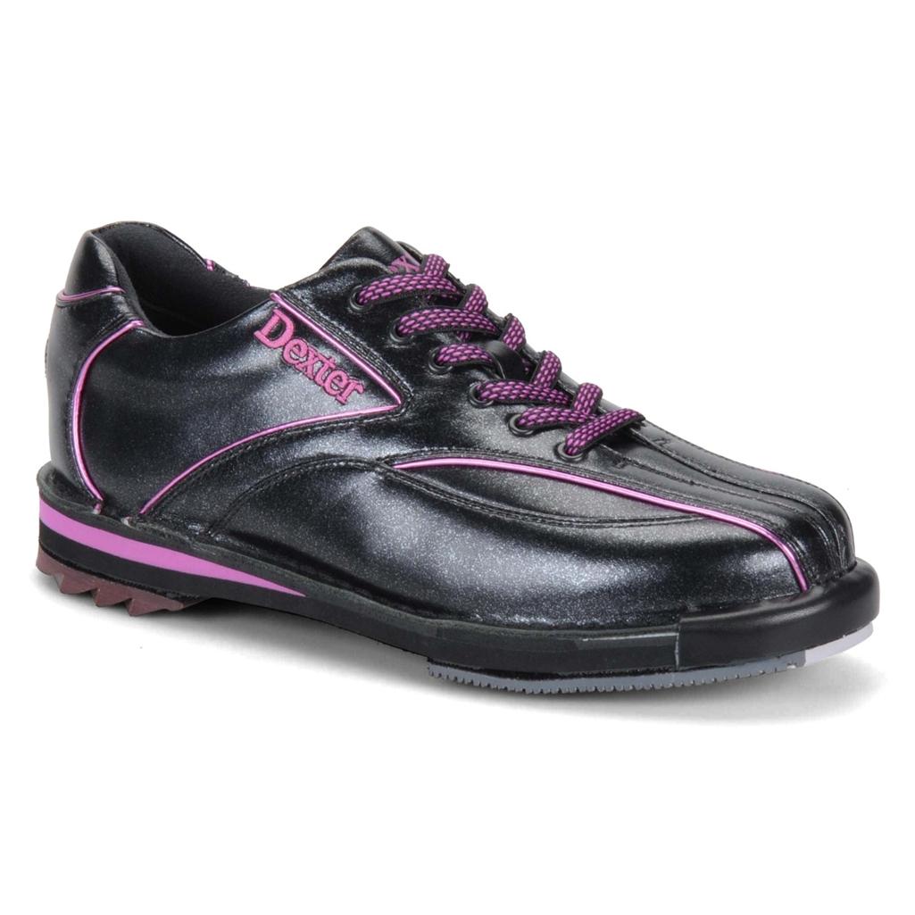 womens sst 8 se bowling shoes black purple free