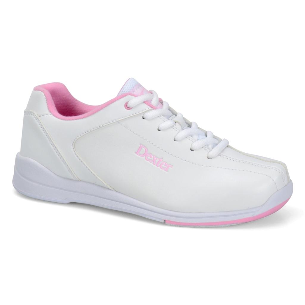 womens raquel iv bowling shoes white pink free