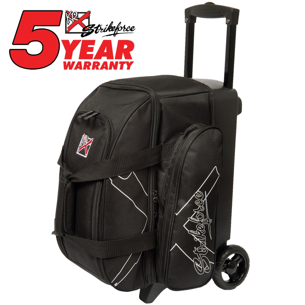Kr Hybrid X Double Roller Bowling Bag Free Shipping