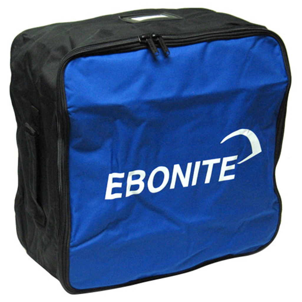 Ebonite 4 Bowling Ball Case Box Tote