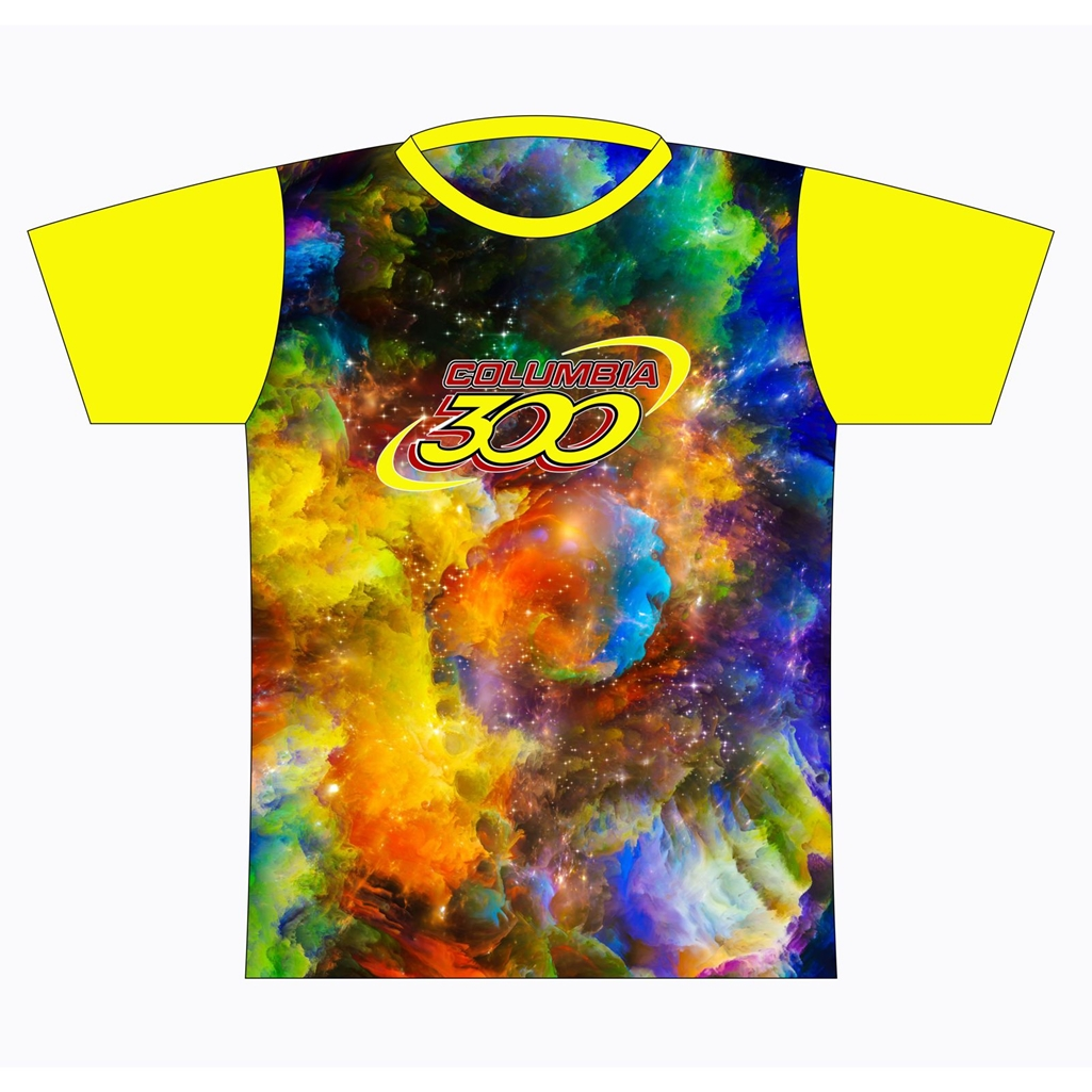 Columbia 300 Colors Dye-Sublimated Jersey