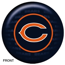 Chicago Bears Bowling Ball